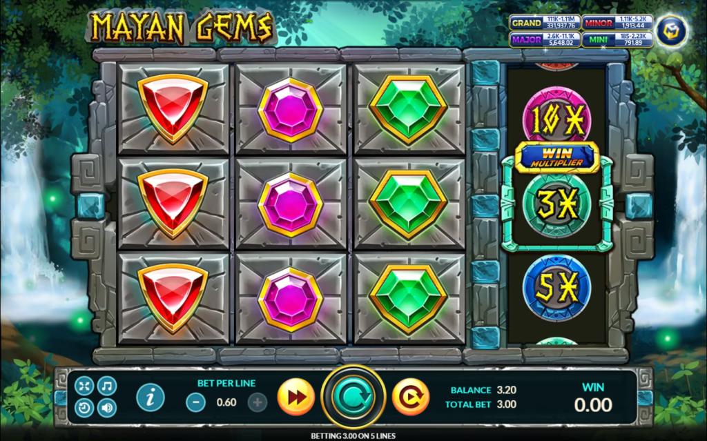 โปรโมชั่น Mayan Gems